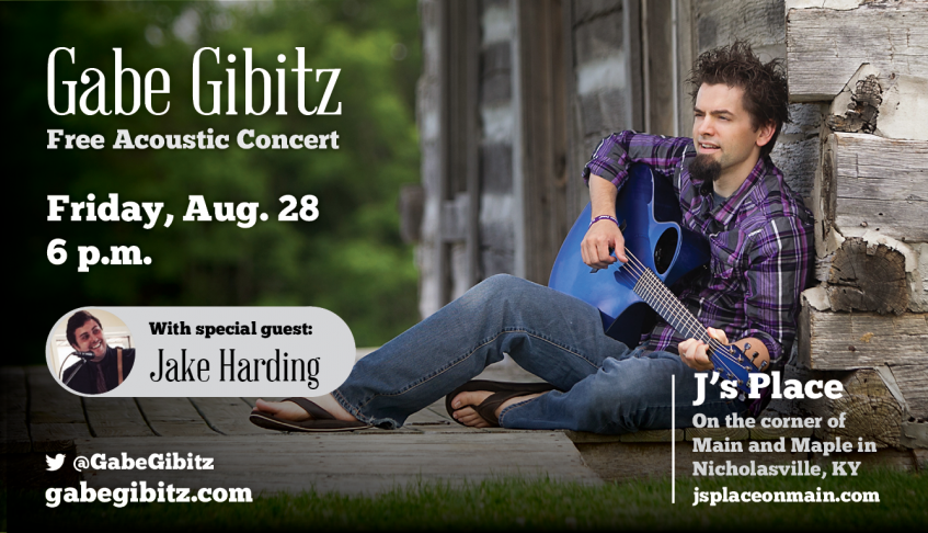 New Concert – August 28, 2015