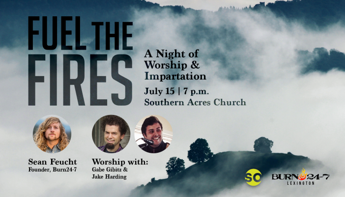 Fuel the Fires – A Night of Worship